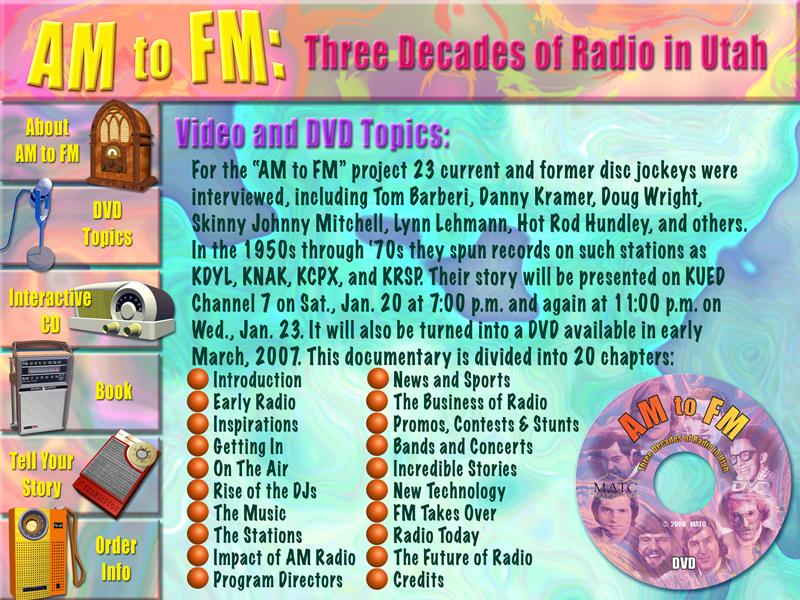 AM to FM video segments
