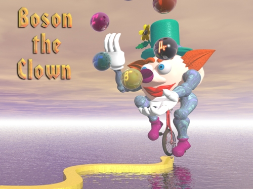 Boson the Clown