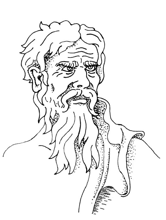 a comparison of parmemides and heraclitus Parmenides of elea was a pre-socratic greek philosopher from elea in magna graecia (greater greece, included southern italy) he was the founder of the eleatic school of philosophy the single known work of parmenides is a poem, on nature, which has survived only in fragmentary form in this poem, parmenides.