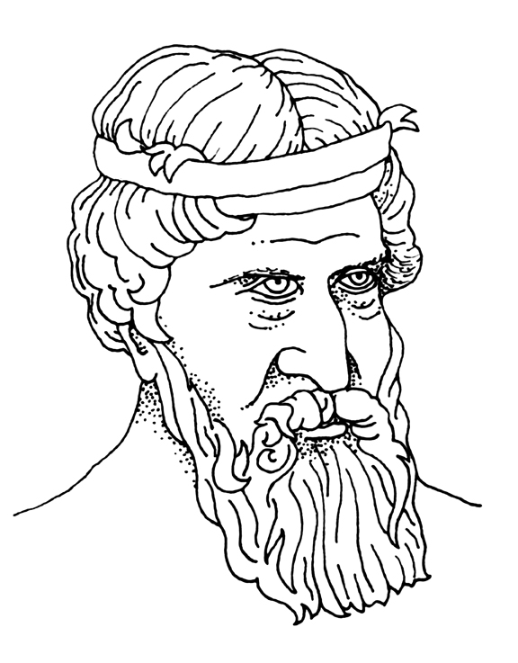 the opinions of socrates heraclitus and parmenides on the concept of change He is best known for discussing the concept of being like heraclitus, parmenides was an change is an illusion, the way of opinion obtained through the.