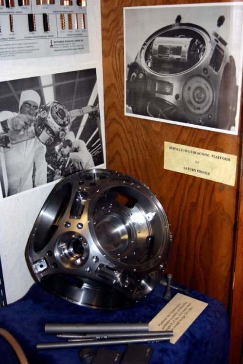 Gyroscope for Saturn V