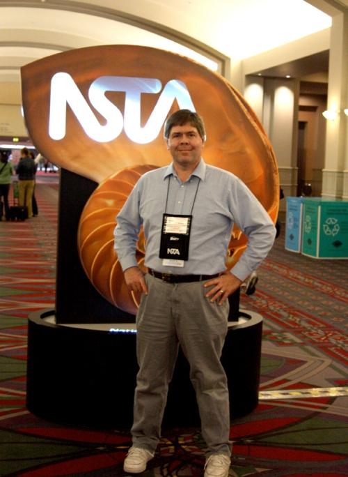 David Black at NSTA