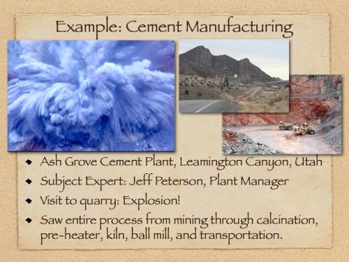 NSTA cement