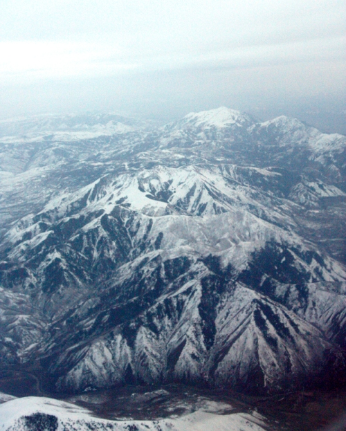 Southern Wasatch Mountains