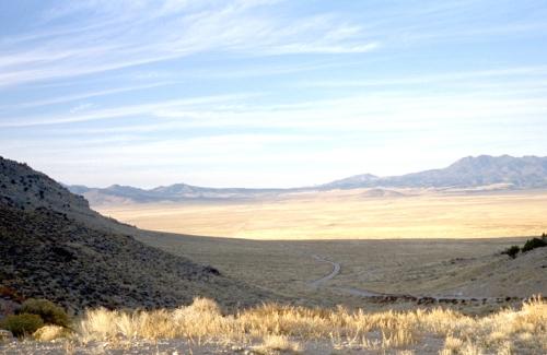 Desert Mt. Pass