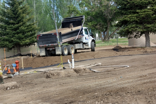 Replacing topsoil Eureka Utah