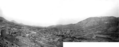 Eureka, Utah in 1911