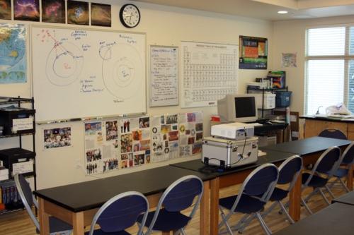 David Black's Classroom