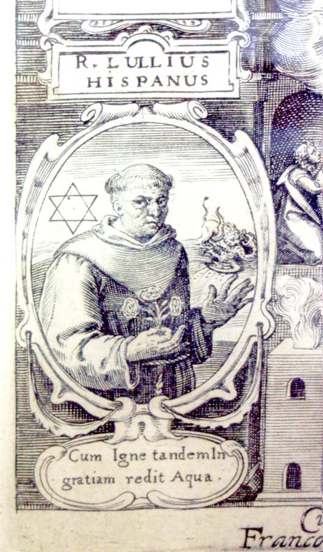 Ramon Llull portrait