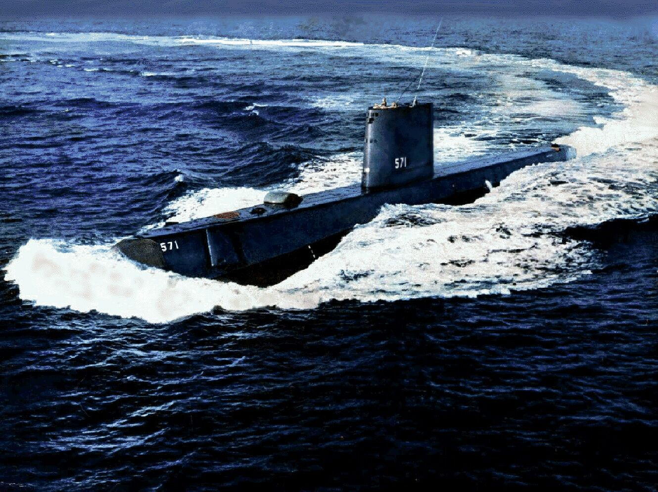 Image result for USS Nautilus images