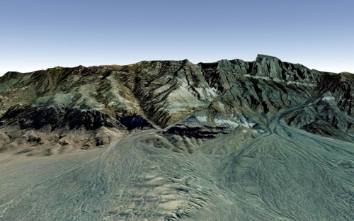 Alluvial Fan-Notch Peak