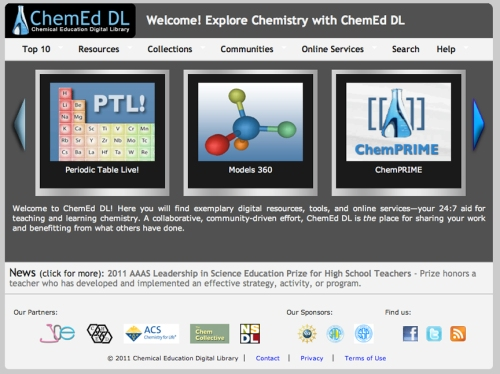 Chemistry Education Digital Library