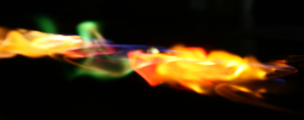 chemistry flame test lab report