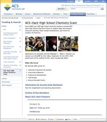 ACS Hach website