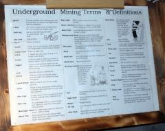 Mining terms B