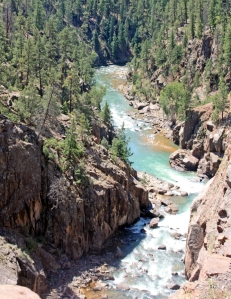Animas River Gorge