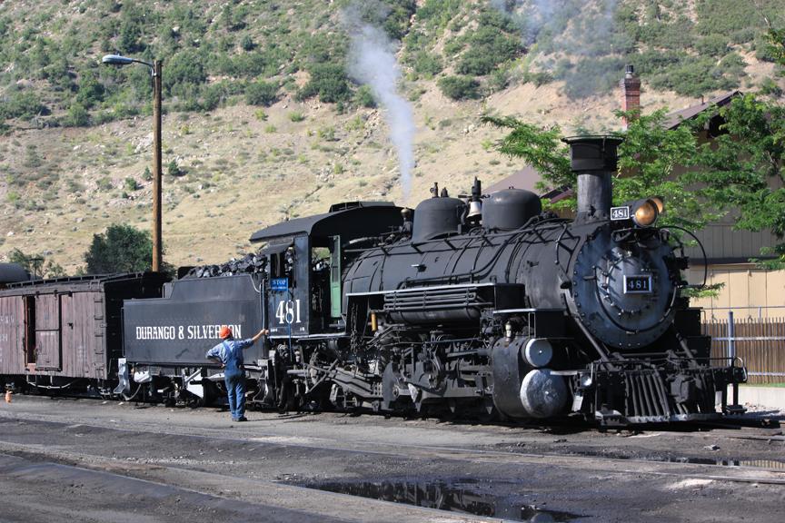 Colorado Day 2 The Durango And Silverton Narrow Gauge