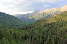 Toward Ouray