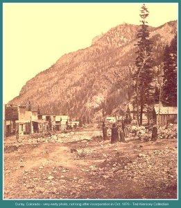 ouray in 1876