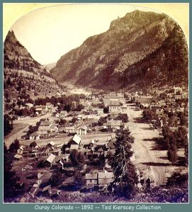 Ouray in 1892
