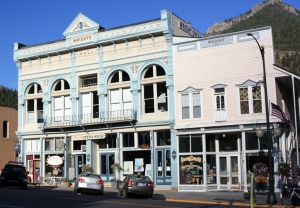 Ouray opera house