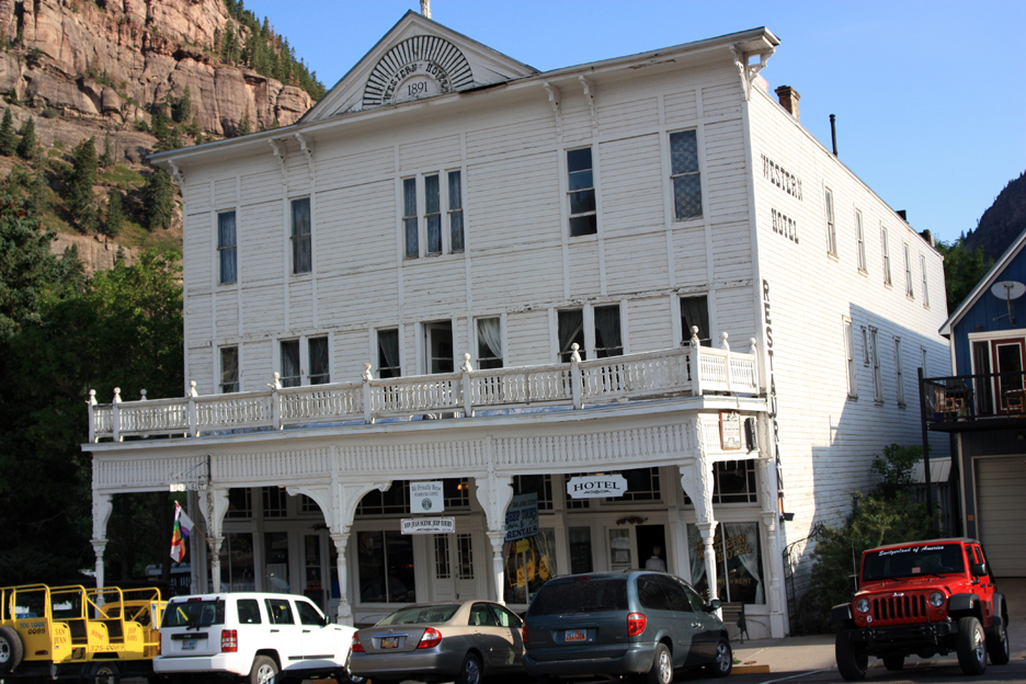 Day 4 Part 1 Ouray Colorado And The Yankee Boy Mine The