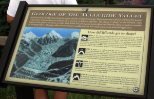 Geology of Telluride area