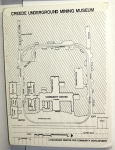 Creede Underground Museummap
