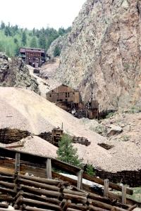 The Bachelor Mine.
