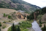 Mill and tailings