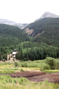 Mine near Silverton, Coloado