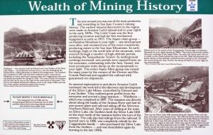 History of mining around Silverton, Colorado.