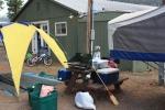 South Fork campsite