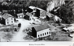 Hidden Treasure Mine near Lake City, Colorado