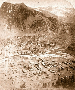Lake City in 1881