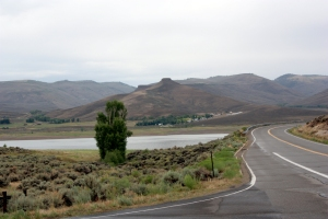 The Road to Gunnison