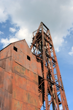 Theresa Mine Headframe