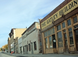 Downtown Eureka, Utah: 2012