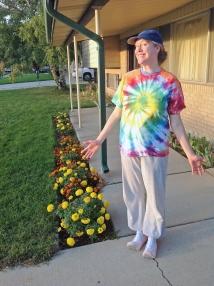 Becca spiral shirt