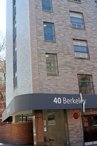 40 Berkeley, a hostel in the Copley Square area of Boston