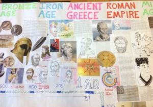 The Bronze Age through Roman times