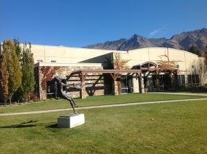 Adonis Bronze foundry in Alpine, Utah