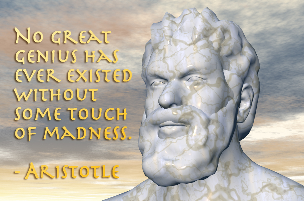 Aristotle Quote: The Elements Unearthed
