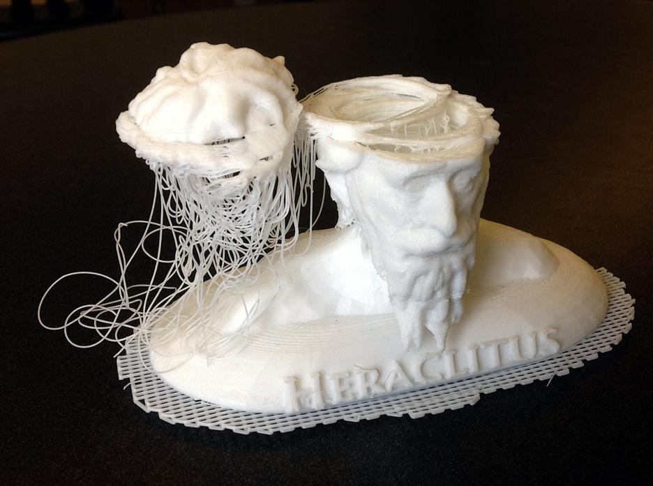 Heraclitus failed