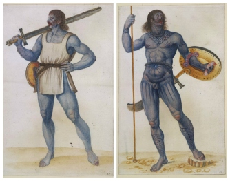 woad-stained-pict-warriors-john-white-bm