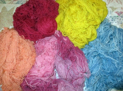 dyed-skeins-of-yarn