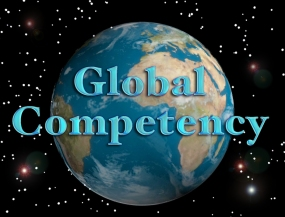 Global competency with Earth