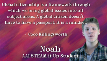 Noah with Killingsworth quote