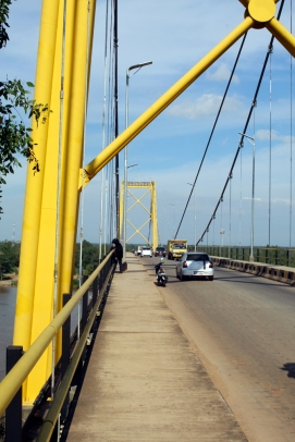 Barito River bridge