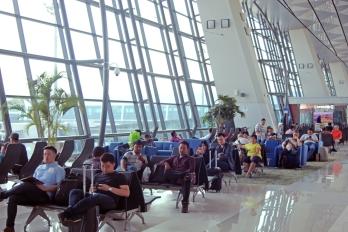 Jakarta airport terminal 3